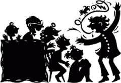 Storyteller silhouette (2)