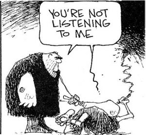 187 Blog Archive The Lost Art Of Listening Larry Blumsack