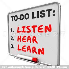 listen hear lear